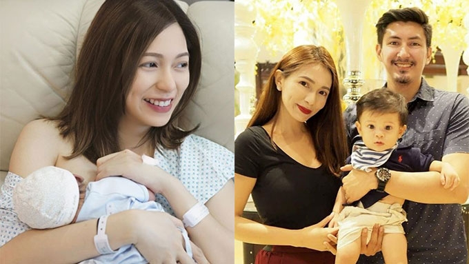 Regine Angeles Opens Up About Struggle with Postpartum Depression