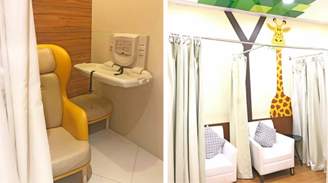 Pinay Moms Share Their Favorite Breastfeeding Stations in Manila Malls