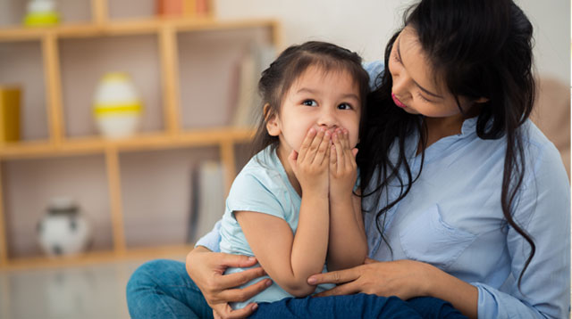 Your Child Blurts Out a Swear Word: How to Respond When It Happens
