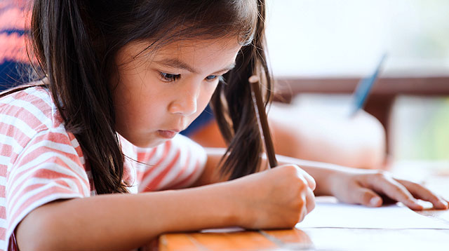 5 Ways to Help Your Big Kid Focus on His Homework