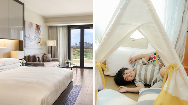 PH Hotels With Awesome Free Perks for Parents With Babies and Kids!