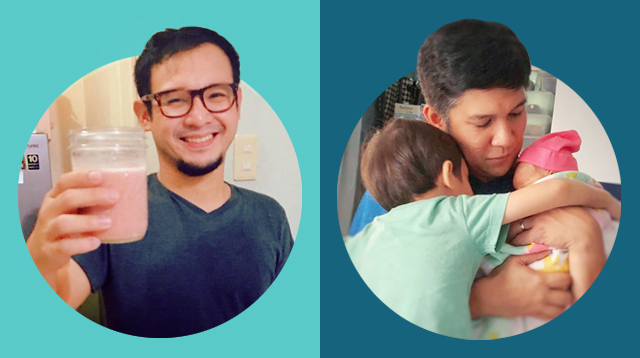 14 Celeb Husbands Who Try Their Best to Be a 'Dad-kilang Alalay'