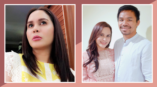 Jinkee Pacquiao on Marriage to Manny: 'I Almost Gave Up'