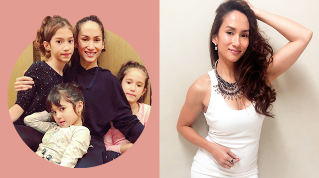 Ina Raymundo, 42, Is Still Game to Add One More to Her Brood of Five