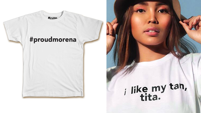 This Pinay Started A Clothing Line That Celebrates Morena Pride