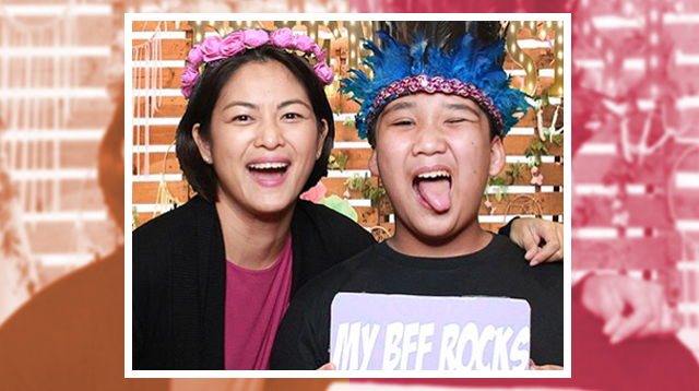 Preggo Miriam Quiambao Cherishes Being a Mom to Son Josh