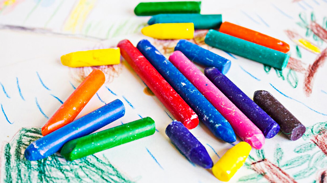Toxic Chemical Found in Crayons: 3 Ways to Protect Your Child