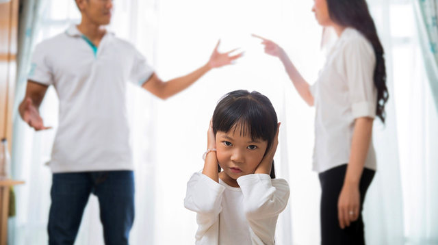3 Most Important Things Your Child Needs to Hear When You Fight in Front of Her