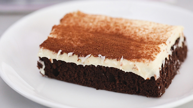 Weekend Treat: Whip Up a Delicious Milo Cake