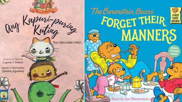 6 Delightful Storybooks on Manners to Read to Your Preschooler