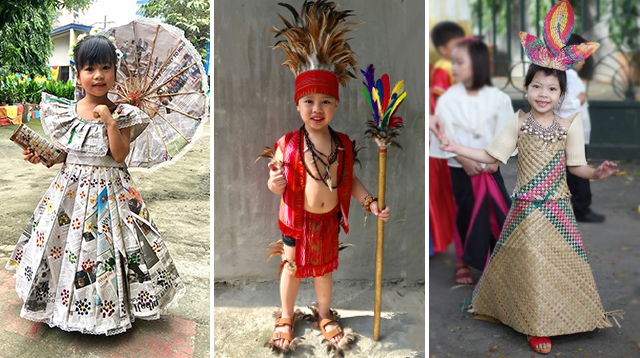 26 Buwan ng Wika Costumes: Take a Bow, Parents, for the Amazing Work!