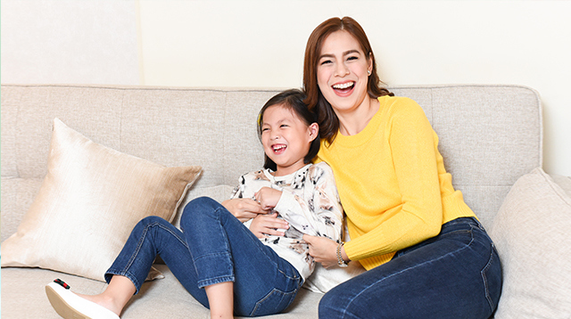 Bettina Carlos Reminds Herself to 'Praise Effort, Not Perfection' in Homeschooling Gummy