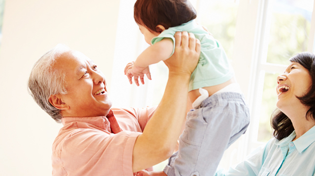 Time With the Grandparents Is One of the Best Gifts for Your Little One