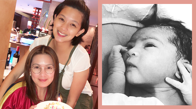 Jean Garcia Praises Daughter Jennica Uytingco for Doing a Water Birth