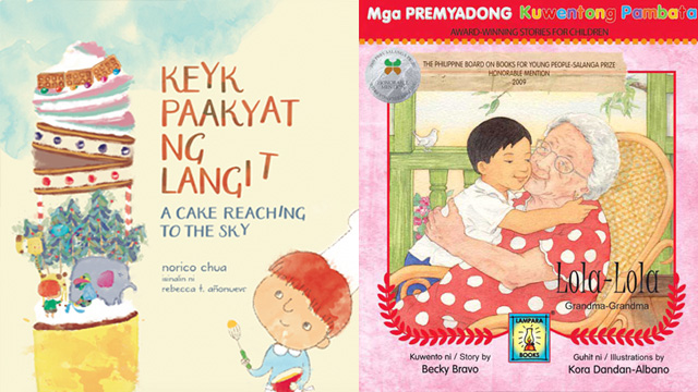 5 Books That Show Lolos and Lolas Are the Best at Giving Love
