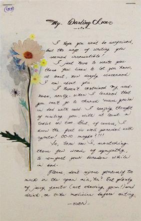 Love tagalog sweet letter Romantic Love