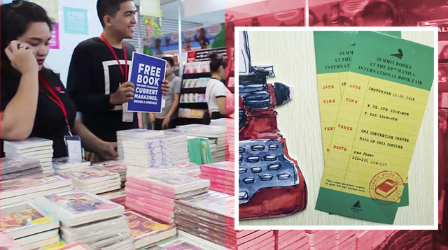 Here's Your Free Access to the Manila International Book Fair!