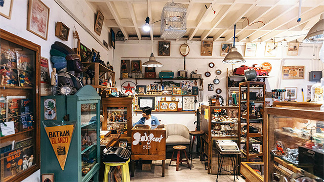 Where To Get The Best Segunda Mano Pieces At Cubao Expo