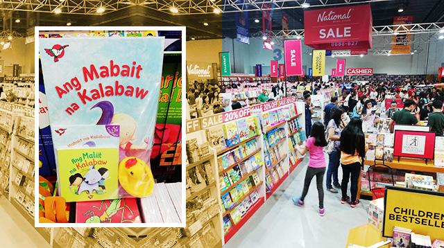 Manila International Book Fair 2018: Mga Bagong Pamagat sa Malalaking Diskwento!