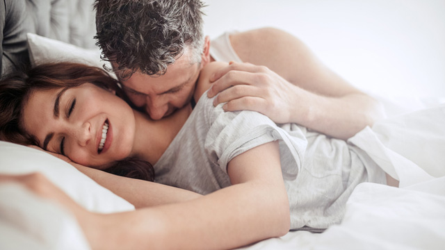 PSA: Morning Sex Makes You More Productive!