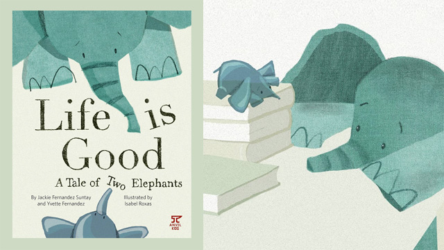 Children's Book 'Life is Good' is an Illuminating Story for Anyone Who Has a Sibling