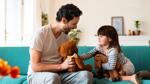 Study Reveals Impact of a Dad in His Daughter's Happiness When She Grows Up