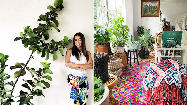 How To Style Your Pocket Garden Like Aubrey Miles