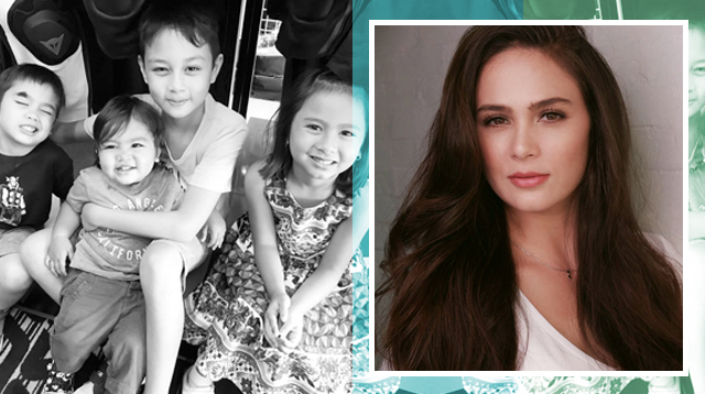 Kristine Hermosa on Discipline: 'Husband and Wife Should Agree on How to Enforce It'