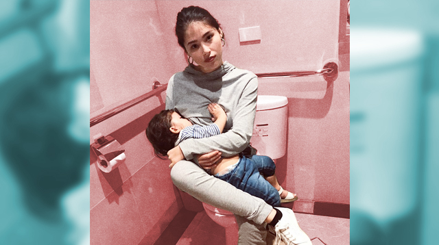 Kylie's Breastfeeding Photo Is Proof We Need More Nursing Stations