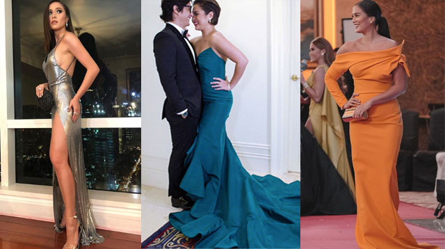 All the Celebrity Moms Who Brought the Wow at the ABS-CBN Ball