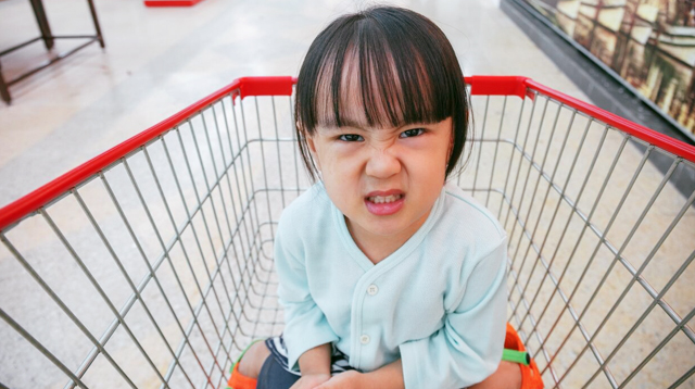 How To Avoid The Tantrums When Your Child Goes 'Mom, I Want This Now!'
