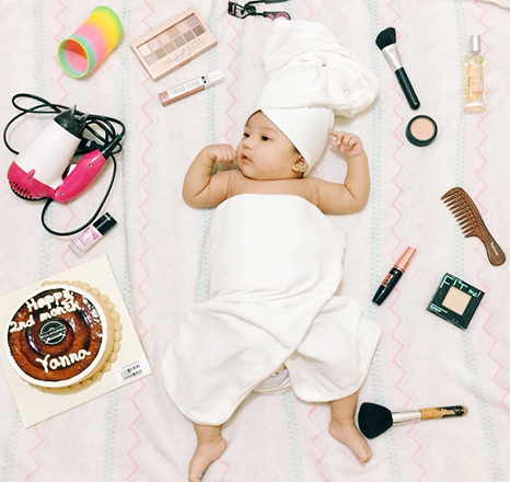 Baby Milestones In Months Diy Photography