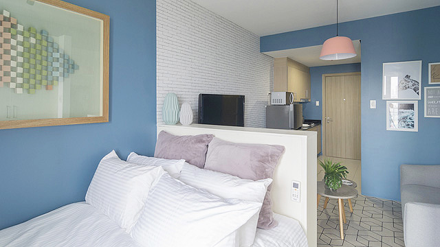 How to Make the Most of a Small Bedroom: 5 Lessons From Studio Units