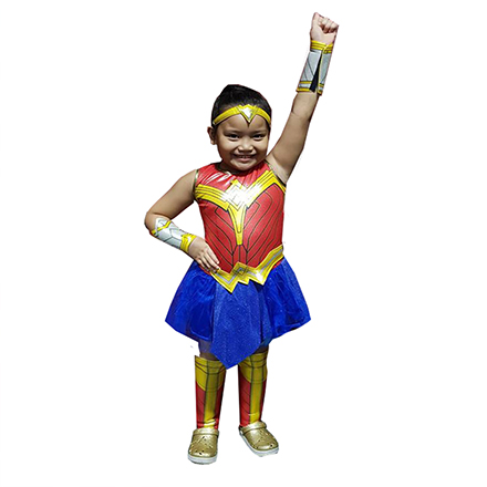 halloween costume wonder woman