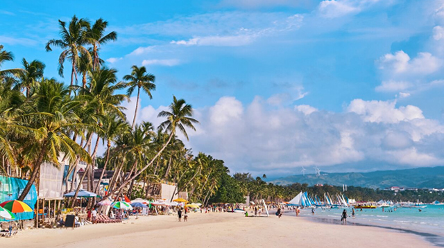 Make Sure the Boracay Hotel You Book Is on the DOT-Approved List