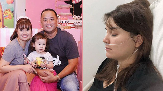 Preggo Nadine Samonte Recounts Scary Reason Why She Rushed Herself to The ER