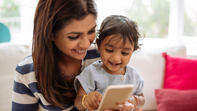 Turn Your Phone into a Preschool Learning Tool