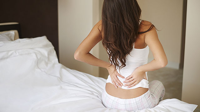 The Best Sex Positions for Moms and Dads With Back Pain