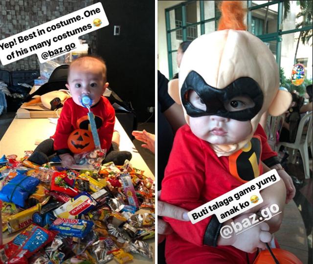 baz go halloween costume 2018