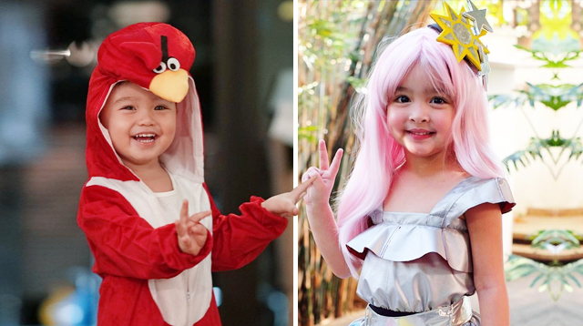 Primo Arellano, Zia Dantes, and 9 Other Celeb Tots Are Halloween Ready!