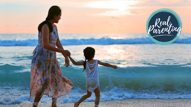 My Lifestyle Was Not 'Acceptable' as a Filipina. Then I Became a Single Mom at 21