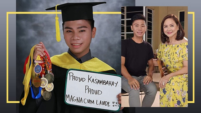 Kasambahay Graduates Magna cum Laude, Dedicates Honor to Parents