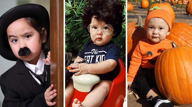 These Celebrity Kids Nailed Their Halloween Costumes This Year!