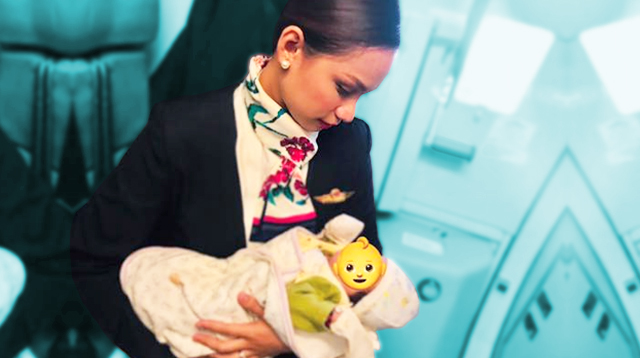 Flight Attendant Went Beyond the Call of Duty and Breastfed a Passenger's Baby