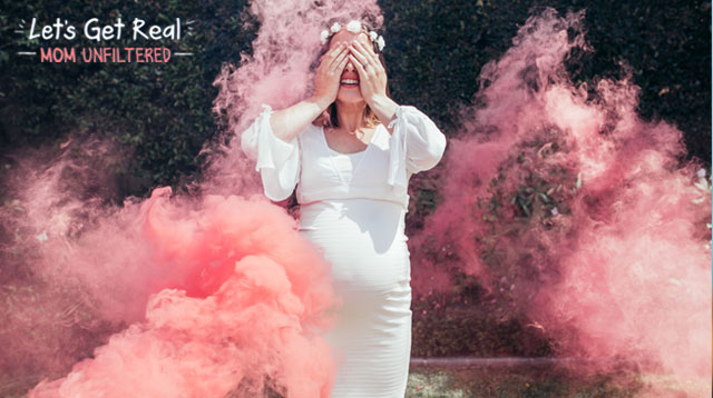 A Mom Reflects on the Obsession to Have the Perfect Pregnancy Look, Photo or Party