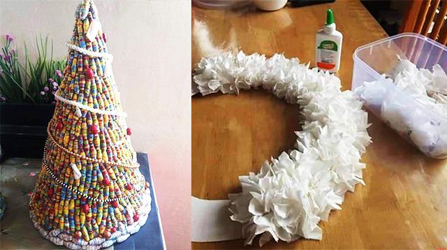 Christmas Decoration At Home Diy Ideas
