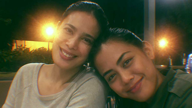 7 Times Angel Aquino And Daughter Iana Were Basically Twins