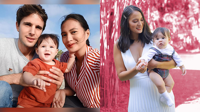 Isabelle Daza on Son Baltie: 'I'm on a Journey to Raise a Happy Child'