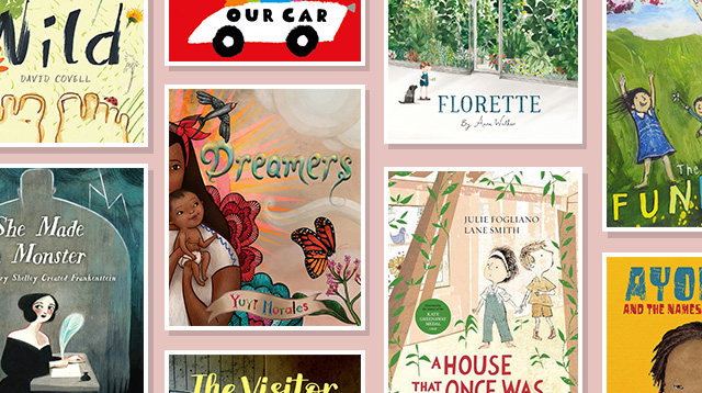 10 Best Illustrated Children's Books of 2018 You Want to Add to Your Kid's Bookshelf