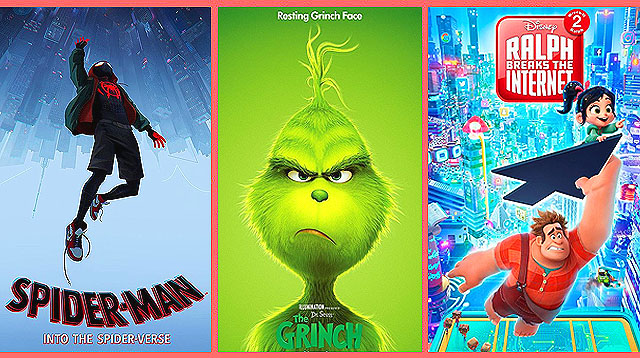 7 Movies You and the Kids Don't Want to Miss This Year!